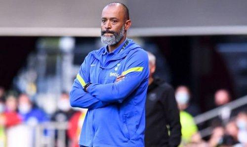 Tottenham boss Nuno Espirito Santo sack worries raised after just five matches