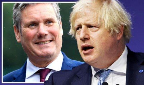 Boris Johnson's Scottish dream 'in deep water' as Keir Starmer seizes golden opportunity
