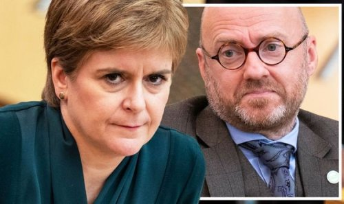 Nicola Sturgeon's coalition with Scottish Greens tipped to break down: 'She's using them'