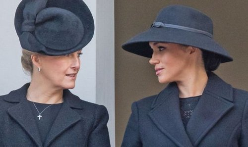 Meghan rebuffed offers to help from Sophie before Countess had 'lengthy' talks with Harry