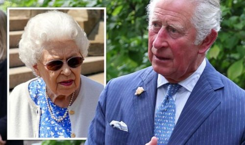 Queen fury: Prince Charles given royal telling off over 'private delight' at abdication