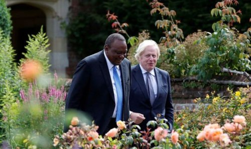 Foreign Aid anger as £35million sent to Kenya to build 'green affordable homes'