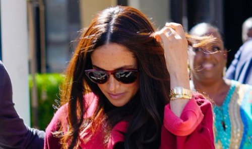Meghan Markle praised for 'meddling' in US politics as Duchess wins support from Democrats