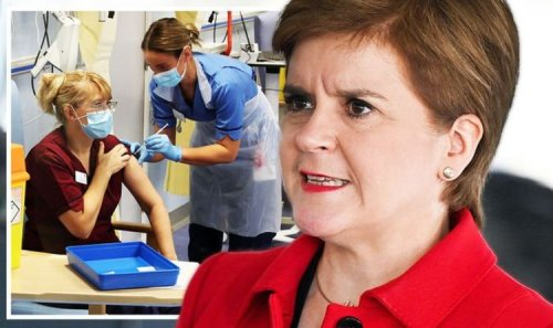 SNP torn apart for 'bringing Scotland to its knees' as business thrust into 'disaster'