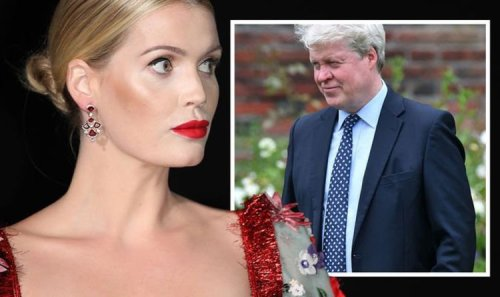 Kitty Spencer had rocky relationship with dad Earl Spencer years before wedding - claim