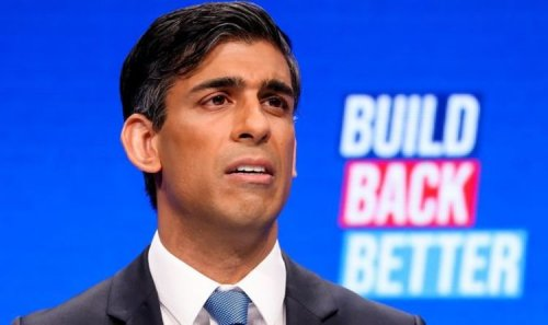 Rishi Sunak's triple lock plans 'condemning pensioners to poverty'