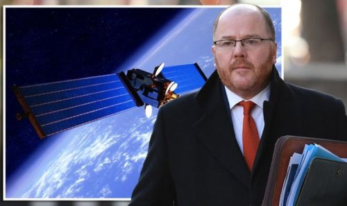 Brexit Britain 'cements science superpower status' with space strategy to seize market