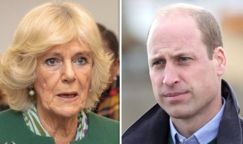 Camilla's future royal title could be taken from her by Prince William