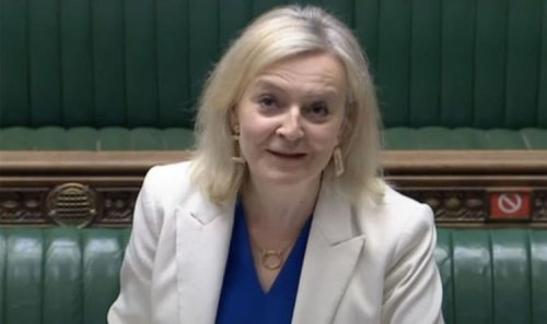 'Living in the past' Liz Truss brilliantly shuts down SNP MP for demanding UK give into EU