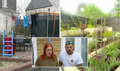 'Out of this world': Alan Titchmarsh garden transformation reduces Army veteran to tears