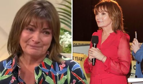 'Sad reality' Lorraine Kelly left disappointed as she's unqualified for jobs away from ITV