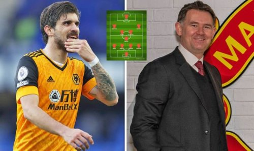 Man Utd's ultra attacking XI if Ruben Neves joins and John Murtough signs two more players