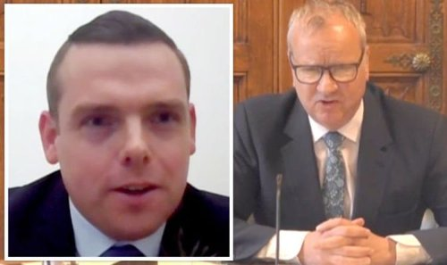 SNP shamed in explosive row after hijacking committee for 20 MINUTE independence probe