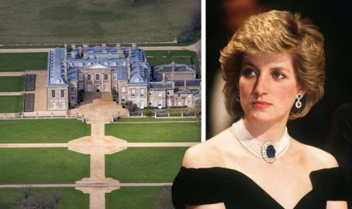 Princess Diana's childhood estate stuns archaeologists as 40,000-year-old relics uncovered