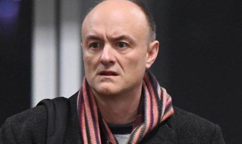 Dominic Cummings lambasts 'Remain establishment' in explosive Brexit tirade