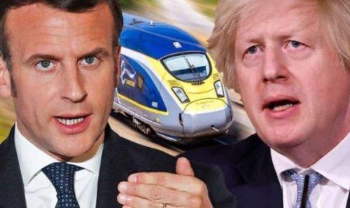 Eurostar bailout nightmare: UK signals 'change of heart' after desperate plea