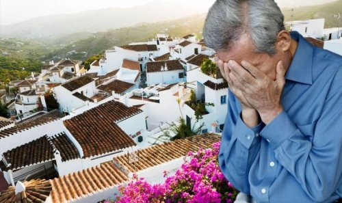 'Human rights deprived!' Expat disaster over homes bought in Spain before Brexit