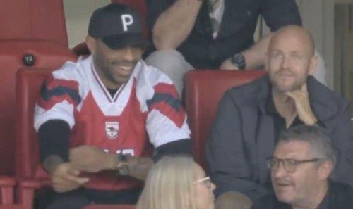 Thierry Henry gives update on Daniel Ek's Arsenal takeover bid as Stan Kroenke snubs Swede