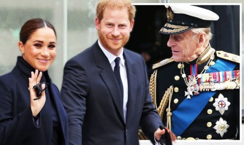 Harry and Meghan 'not reflecting Philip's ethos' - expert fears damage to royals