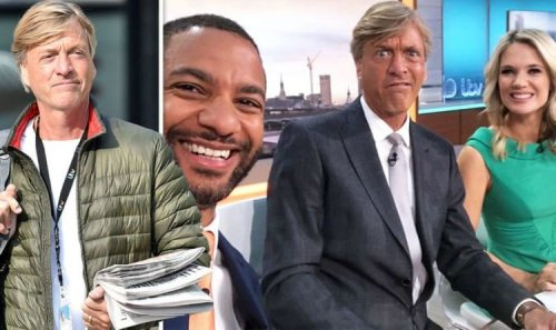 'Nice to see a grown-up there' Richard Madeley in swipe at GMB co-stars over line-up