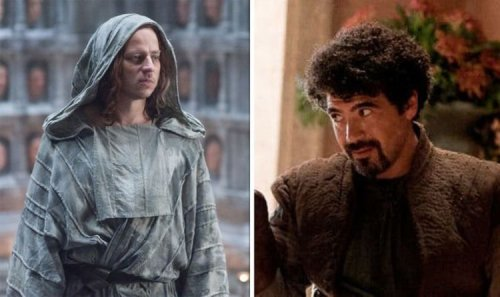 Game of Thrones theory: Huge clue confirms Syrio Forel is Jaqen H'ghar