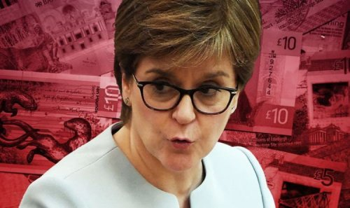 You need us! Sturgeon blow as independent Scotland faces £14bn black hole without UK cash