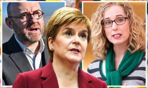Scottish independence LIVE: Sturgeon told dream is 'dead' - Boris handed key to END debate