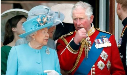 Oh, Mum! Queen made Charles 'very self-conscious' with 'embarrassing' title announcement