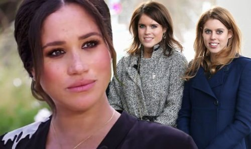 Meghan Markle's claims debunked by Beatrice and Eugenie decision