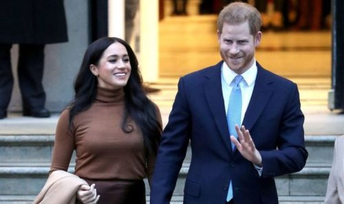 Harry is 'in the driving seat' as Prince makes more 'concrete decisions' than Meghan