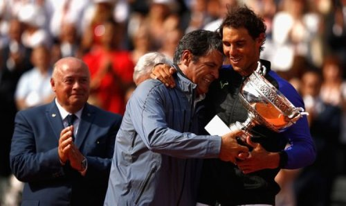 Rafael Nadal's uncle takes veiled dig at Novak Djokovic over Tokyo 2020 racket smash
