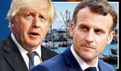 EU not working for us! Frexit calls erupt as France told to make OWN fishing deal with UK