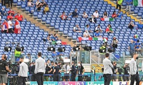 Euro 2020 'bomb' threat: Police rush to Rome stadium area ahead of Italy-Switzerland clash
