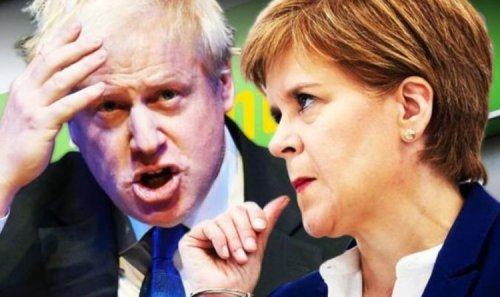 Scots face eye-watering '85% tax rate' under SNP's 'incompetent' £58bn free income plan