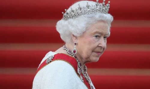 Put your feet up! Our dear Queen 'deserves proper break' after exhausting year