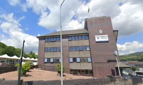 Wales 'bomb' fears: Police scramble as bus station closed - cordon in place