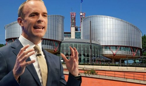 Dream on, Dom! Raab powerless to thwart European court unless plug pulled on Brexit deal