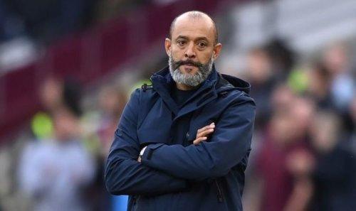 Tottenham owner Daniel Levy may disagree with Nuno Espirito Santo on Spurs duo