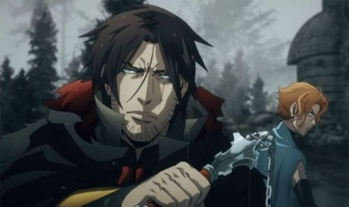 Why is Castlevania ending after season 4?