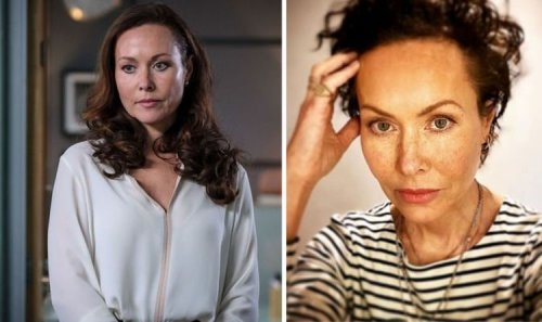 Casualty legend Amanda Mealing discovered she had cancer within 24 hours of giving birth