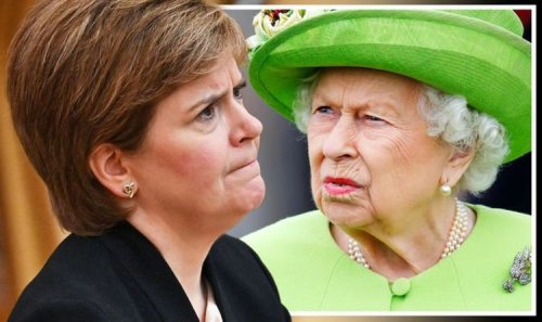 Nicola Sturgeon's royal mistake could cost her electoral dominance AND second referendum