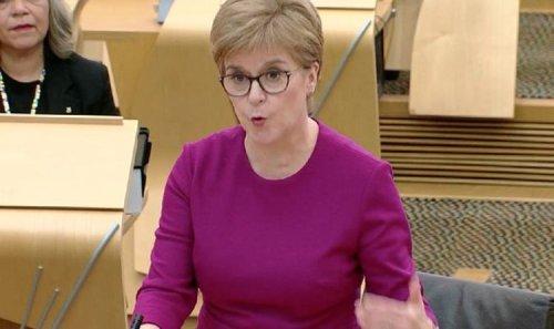 FMQs LIVE: 'Take responsibility' Sturgeon savaged for shamelessly blaming UK 'Stop hiding'