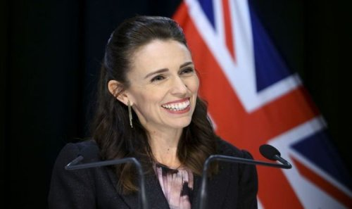 Replace Boris with Jacinda Ardern! Calls for NZ leader to be traded with PM