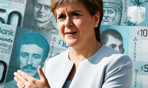 Nicola Sturgeon doubles taxpayers bill to £4.5m for army of spin doctors and Ministers