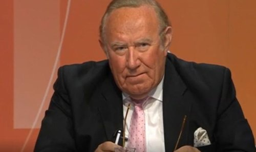 Andrew Neil slams NHS salaries amid social care tax hike 'hundred people on 200K a year!'