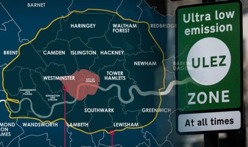 ULEZ rule changes: Not even electric cars will be free as huge changes coming