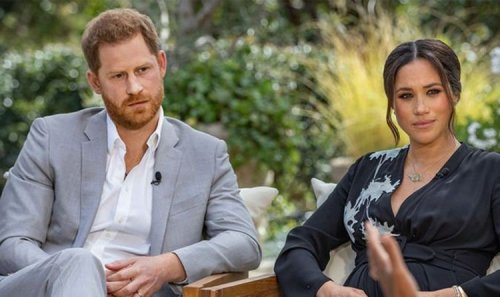 Harry and Meghan's 'pleas for privacy' branded 'bogus' by expert amid book updates