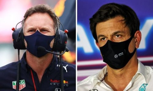 Red Bull urged to reel Max Verstappen in over Lewis Hamilton row - 'The focus is the race'
