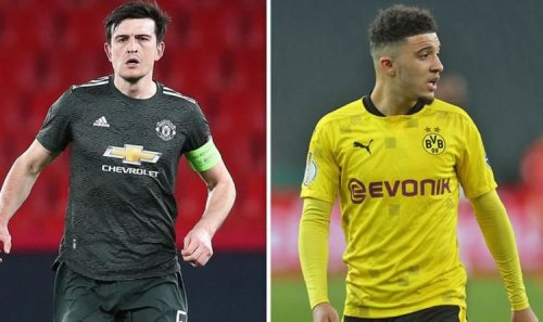 Manchester United players are repeating Harry Maguire and Jadon Sancho transfer trick