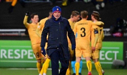 Jose Mourinho left humiliated as Roma ship six goals to Norwegian minnows Bodo Glimt